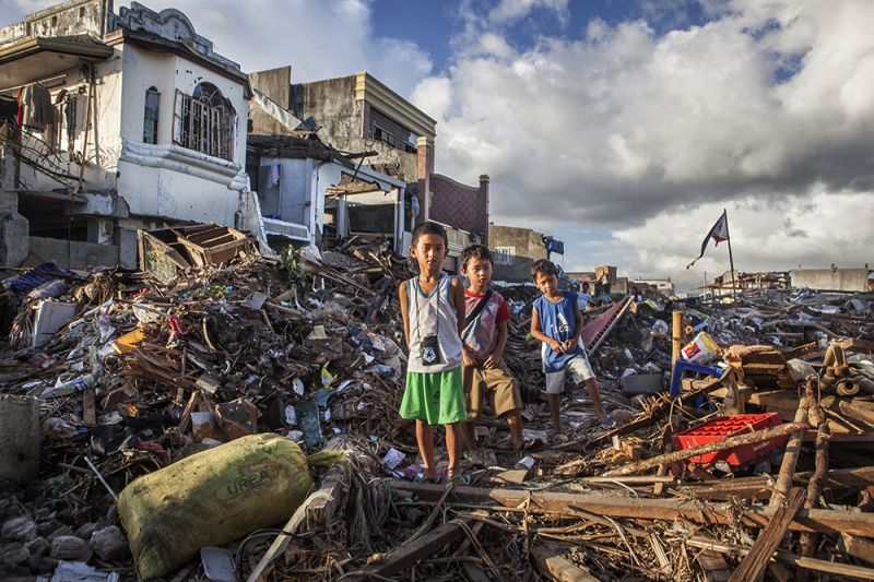 The Real Victims of Climate Change by Javier Sanchez-Monge Escardo