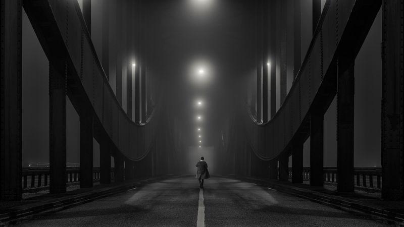 Urban Melancholy by Alexander Schönberg