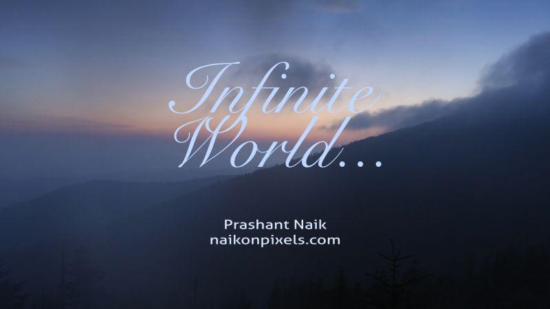 Infinite World by Prashant Naik