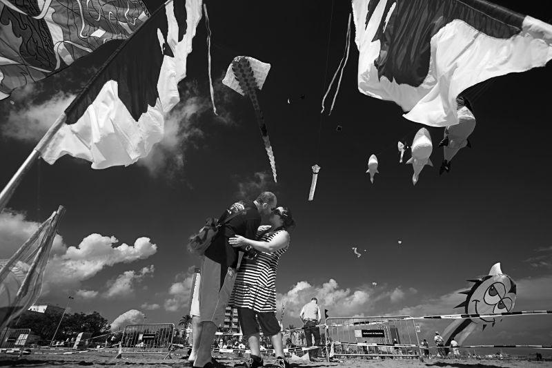 Aerial Festival by Jordi Cohen