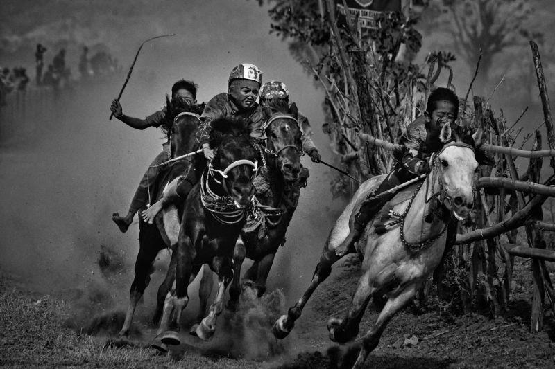 Kid Jockeys by Alain Schroeder